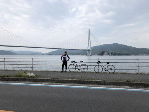 しまなみ海道サイクリングに行ってきました!